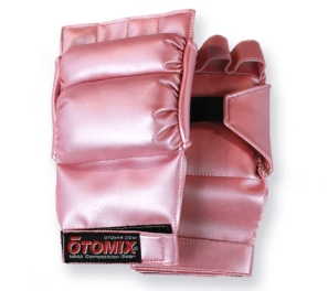 Bruce Lee gloves for her!