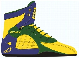 Otomix Brazilian Style MMA Stingray Escape Shoe